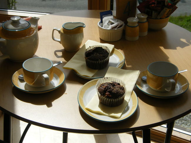 Breakfast Cafe Chocolate Muffins Coffee Coffee - Drink Coffee Cup Cup Freshness My Favourite Breakfast Moment Refreshment Restaurant Saucer Still Life Sunshine Through The Window Tea And Muffins Tea Pot Tea Pots & Cups My Favorite Breakfast Moment