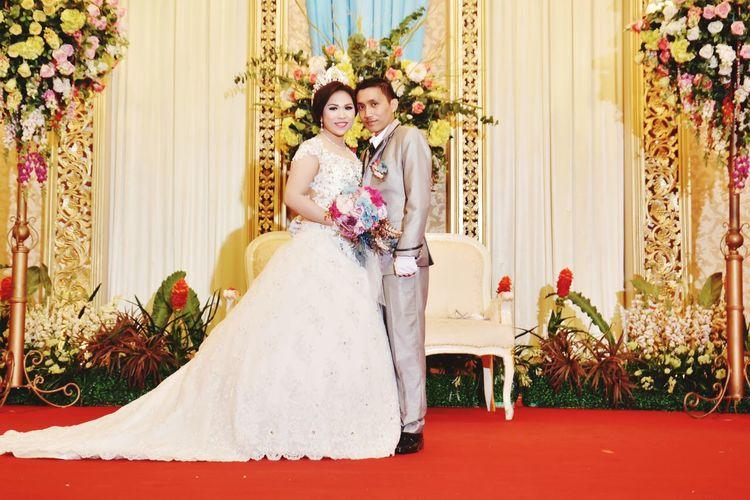 Sweet Memories OurMoment  Wedding Reception Weddingfoto MrMrsMonareh 💏💑👫