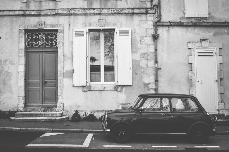 In January it's preatty cold and boring in Slovenia, so we decided to go on road trip to second biggest comic show in Europe, to small French city called Angouleme. Here are some noir photos from our stay there. I want to capture mood as we were playing in some of Wes Anderson's movies. Black Cat The Photojournalist - 2018 EyeEm Awards The Street Photographer - 2018 EyeEm Awards The Traveler - 2018 EyeEm Awards Abandoned Animal Animal Themes Architecture Black And White Black Cats Boring Building Building Exterior Built Structure Bw Car Cat Cat Lovers Cats Cat♡ City Close-up Day House Land Vehicle Mode Of Transportation Mood Motor Vehicle No People Old Outdoors Residential District Sad Street Three Black Cats Three Cats Transportation Window