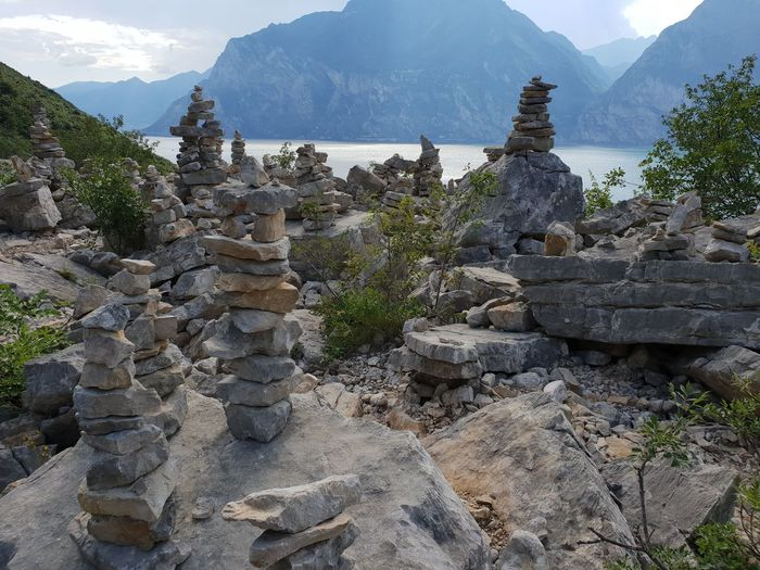 Architecture Balance Beauty In Nature Built Structure Day Formation Mountain Mountain Peak Mountain Range Nature No People Non-urban Scene Outdoors Rock Rock - Object Scenics - Nature Sky Solid Stone Stone - Object Tranquil Scene Tranquility