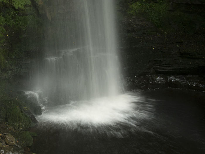 Glencar Waterfall Beauty In Nature Blurred Motion Day Flowing Water Forest Long Exposure Motion Nature No People Outdoors Power In Nature Scenics Travel Destinations Water Waterfall