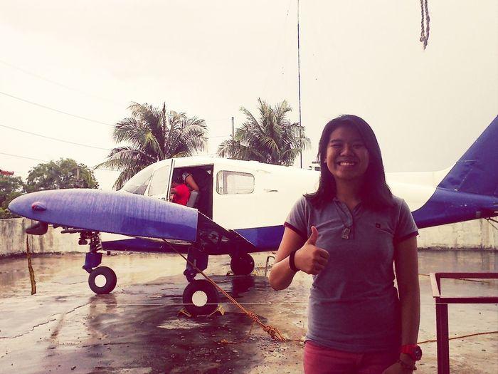 Future Avionics Technician✈ First Eyeem Photo