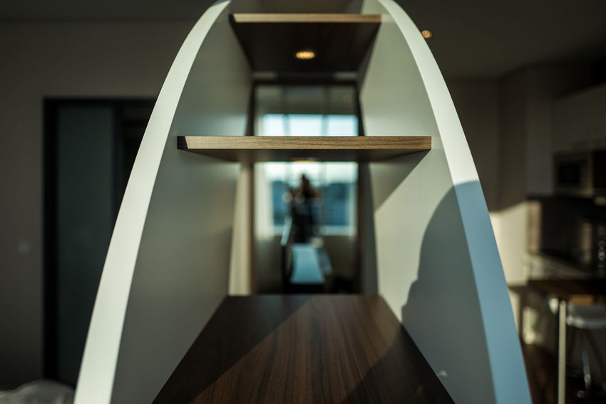 Hamburg flat Adult Architecture Building Built Structure Day Door Entrance Focus On Foreground Illuminated Indoors  Lifestyles Men One Person Real People Reflection Standing Women