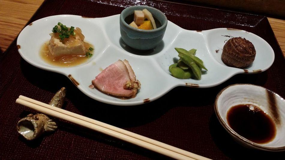 Dinner Japanese Food