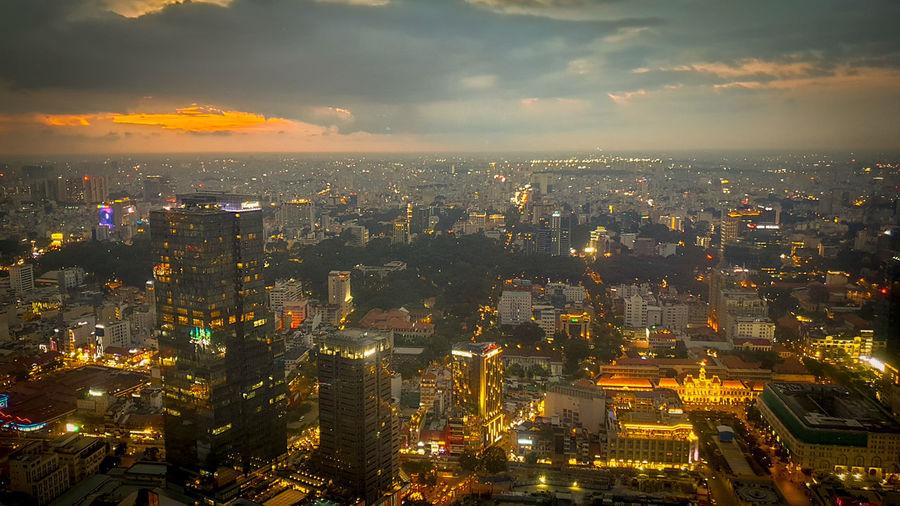 city view City