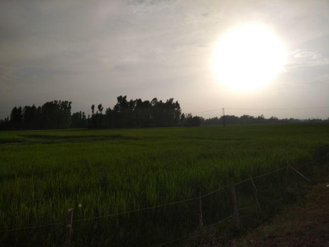 Sun is leaving slowly and slowly Kashmir Beauty In Nature Kashmir Beauty Kashmir Is Heaven