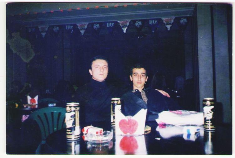 """1998 г.Ставроль,ночной клуб """"Салют"""""""