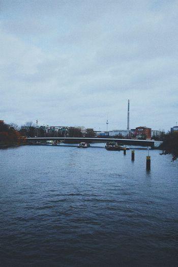 Out for walk on a rainy day in Berlin Berlin Spreeufer Outforawalk Clouds Moabit