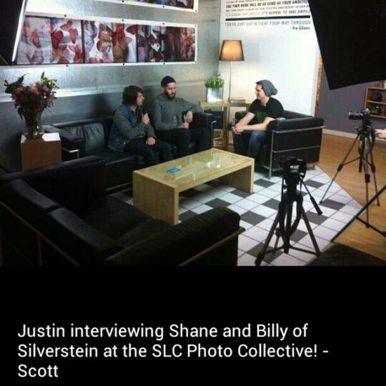 Silverstein Interview Slc ProjectSLC @slc_photocollective