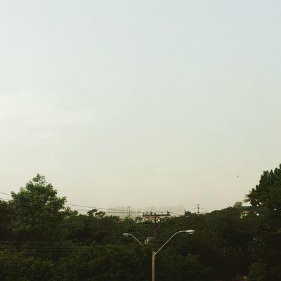 Chuva chegando em Ribeiraopreto