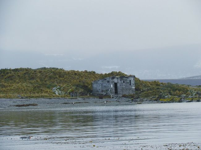 Nature Built Structure No People Outdoors Day Landscape Water Tranquility Scenics Architecture Beauty In Nature EyeEmNewHere Ushuaia Argentina Tierra Del Fuego Argentina Tierra Del Fuego Archipelago