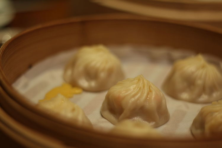 Dinner Taiwan Chinese Dumpling Chinese Food Close-up Day Dim Sum Dimsum Dintaifung Dintaifungtaiwan Dumpling  Food Food And Drink Freshness Healthy Eating Indoors  Meat No People Plate Ready-to-eat Serving Size Steamed  Still Life Table Taipei