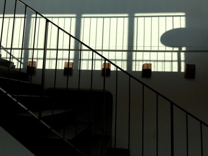 Light And Shadow Stairs The Architect - 2017 EyeEm Awards