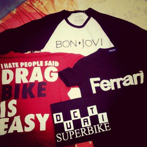 Bonjovi Ducati Ferarri Racingline i hate people said Drag bike is easy ! 201M