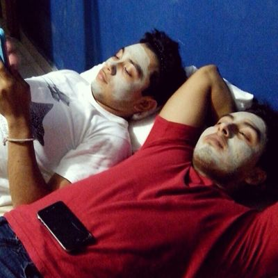 🙌 Relaxation Peace Night Exfoliation Treasure Room Sleep Brothers BestFriend