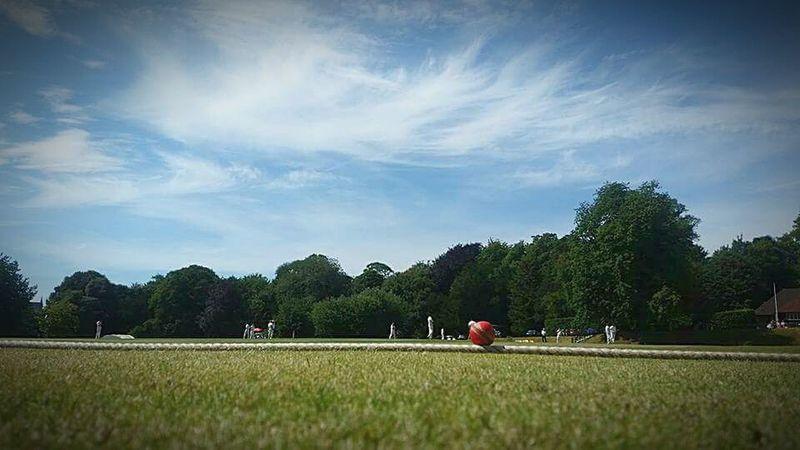 Cricket Field Arundel Castle Summertime Bluesky Sussex Sun_collection, Sky_collection, Cloudporn, Skyporn Cricket