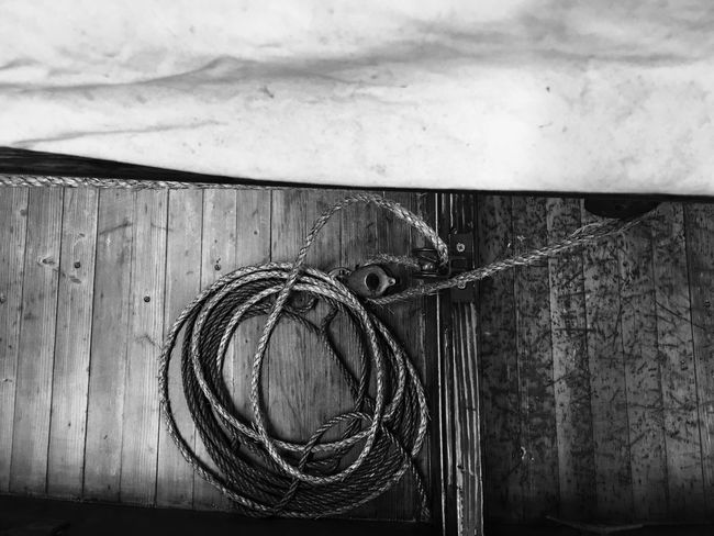 Wood - Material Wooden No People Full Frame Lookingdown Abstract Antique Ice Boat Old Old Ice Boat Sail Black And White Photography Iphone6splus