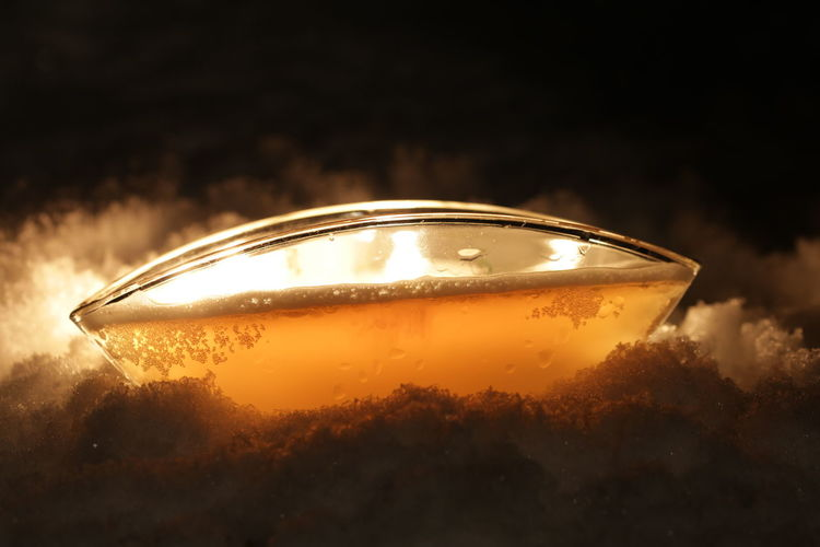 Barley Scoop Beer Beer Bottle Beer Crumb Tray Beer Glass Beer Time Beerporn Close-up Cold Cup Hopscale Cup Illuminated Night No People Outdoors Pilsner Bier Reflection Water