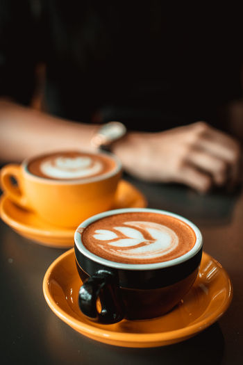 Latte Art with