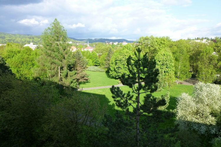 Liberec City Landscape Park Czech Home View From My Window Nature Take Photos Photography Nice Day Shinny Day Shadows