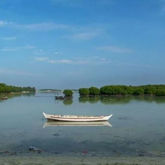 Boat Calm Outdoors Reflection Relaxing Moments Tranquility Trip Tropical Climate Waterfront