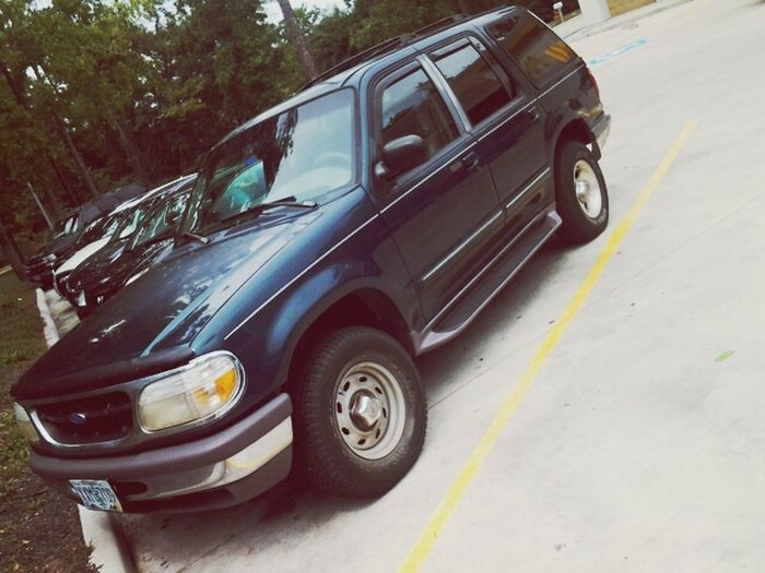my gangsta ass ride lol need to fix it up a lil