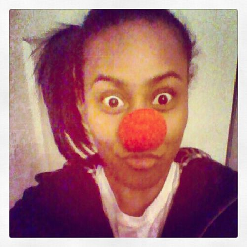 Clowning Around. Literally.