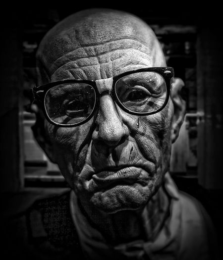 New York New York City Manhattan United States Eyeemphotography Black&white Black & White Blackandwhitephotography Blackandwhite Photography Black And White Collection  Black And White Photography Blackandwhite Black And White Portrait Doll Fake Guy
