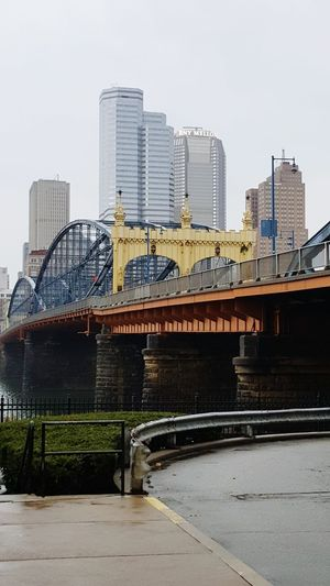 Pittsburgh Pennsylvania Downtown Pittsburgh Happy Thanksgiving Bridgesaroundtheworld Bridges