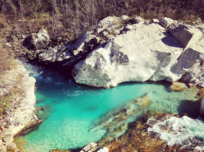 Geology Beauty In Nature Rock Formation Outdoors Bridge Caporetto