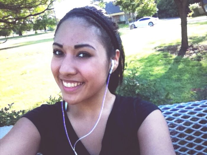 when I would go to the park and run every summer