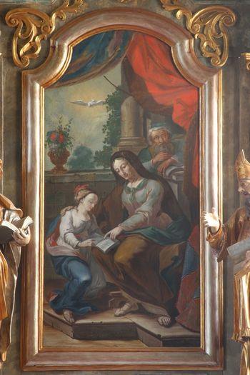 Saint Ann Ann Art Christianity Church Croatia Faith Holy Religion Religious  Sacred Saint Spiritual Worship