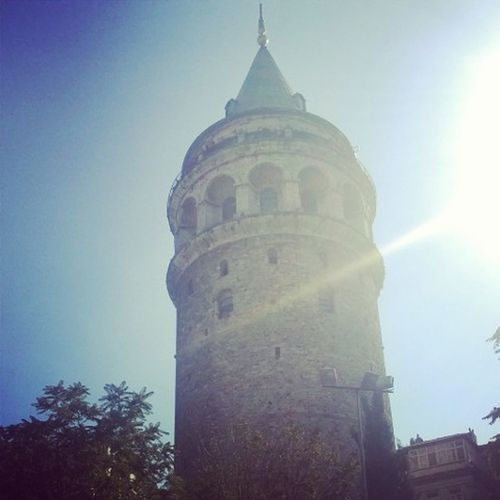 Istanbul Galata Galata Kulesi Kule
