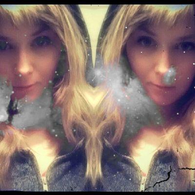 I got space boogers ! Mirror Selfie Space Booger