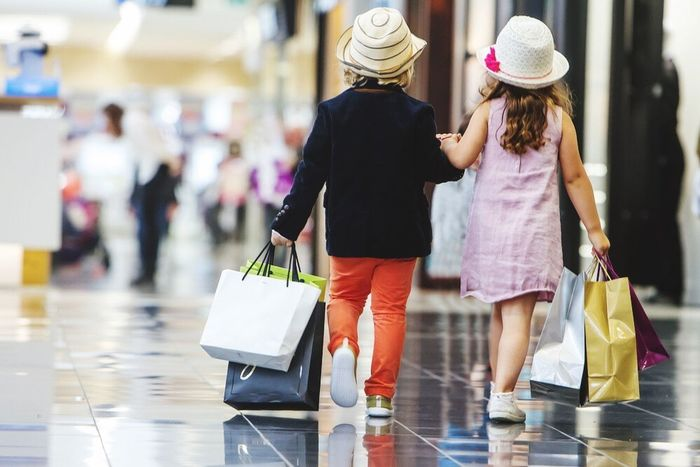 Two People Bag Togetherness Walking Shopping Bag Full Length Casual Clothing Rear View Daughter Luggage Women Lifestyles Suitcase Females Consumerism Friendship Vacations Family Child Girls Shopping ♡ EyeEmNewHere The Week On EyeEm