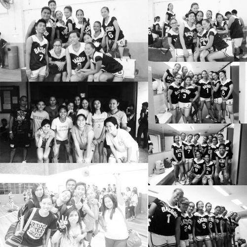 Nakakamiss na mag-training :( Teammates Volleyball Training Stisaa throwback