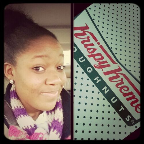 Leaving Krispy Kream