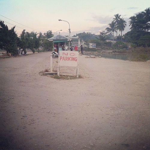 Toll fee both Babak Wharf Tagsingko Kadabacking