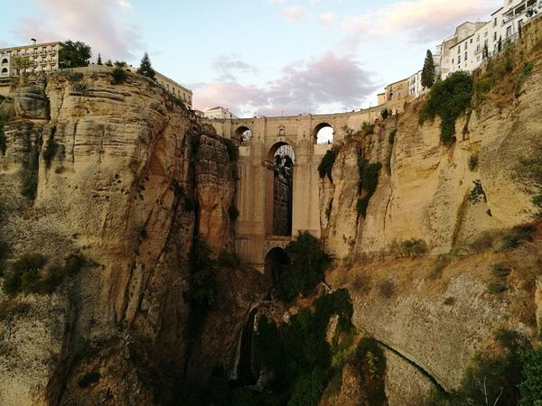 must see, Ronda, Spain SPAIN Ronda Romantic Unesco Soonjourney MyWanderLust Tree Sky Architecture Cloud - Sky Historic Ancient Ancient Rome Ancient History Ancient Civilization