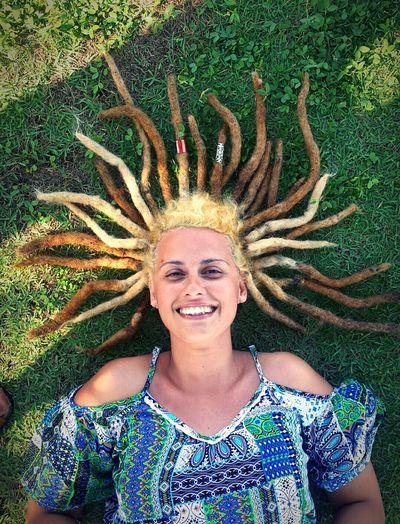 The Sun Dreadlock Girl People Photography January2016 No Make Up😯 That's Me! Enjoying Life Blonde Hair
