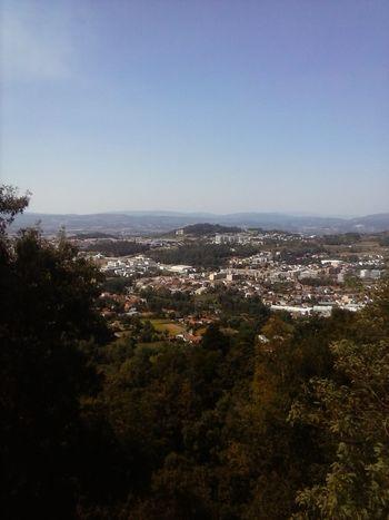 Braga Vista do Bom Jesus A Minha Cidade