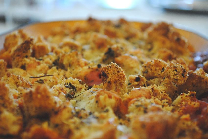 Lunch Lunchtime Food Croutons Cheese Parmegiana Meal Mealtime Yummy Delicious Bread Show Us Your Takeaway! Macro Focus Foodporn Showcase April My Favorite Photo Maximum Closeness
