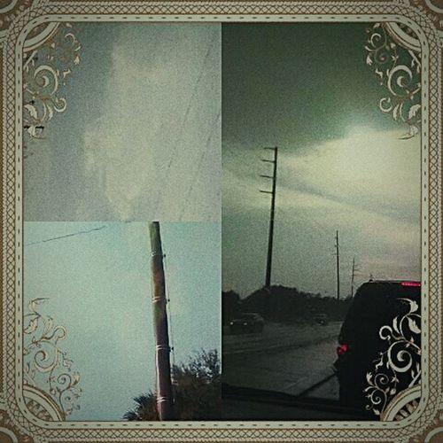 Land Vehicle Outdoors Sky Cloud - Sky Creativity Memories Growth Storm