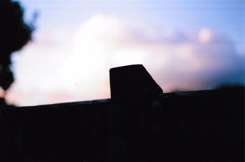 End to a perfect day Sunset Silhouette Sunset Silhouettes 35mm Film Film Photography Analogue Photography Relaxing Filmcamera Beautiful Escaping