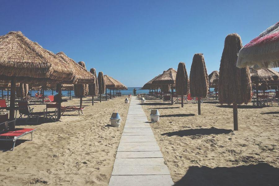 Start! Summertime Pescara Italy Abruzzo Summer