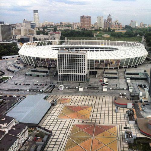City Building Exterior Architecture Built Structure Working Ukraine Kiev Stadium The Architect - 2017 EyeEm Awards Neighborhood Map