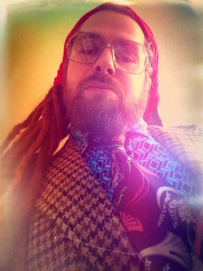 Rockin Cazal's That's Me Self Portrait Selfportrait Vintage Fashion Cazal Vintage