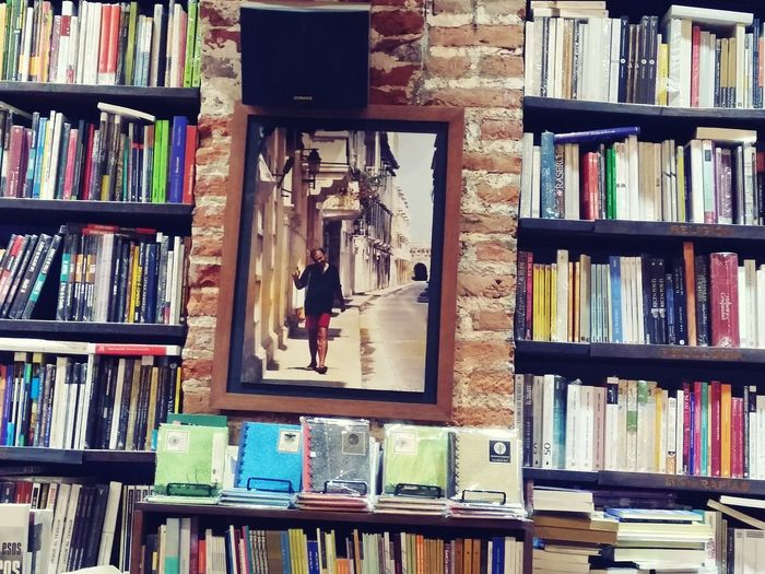 Everyday Joy Library Hayfestival Cartagena, Colombia Learning