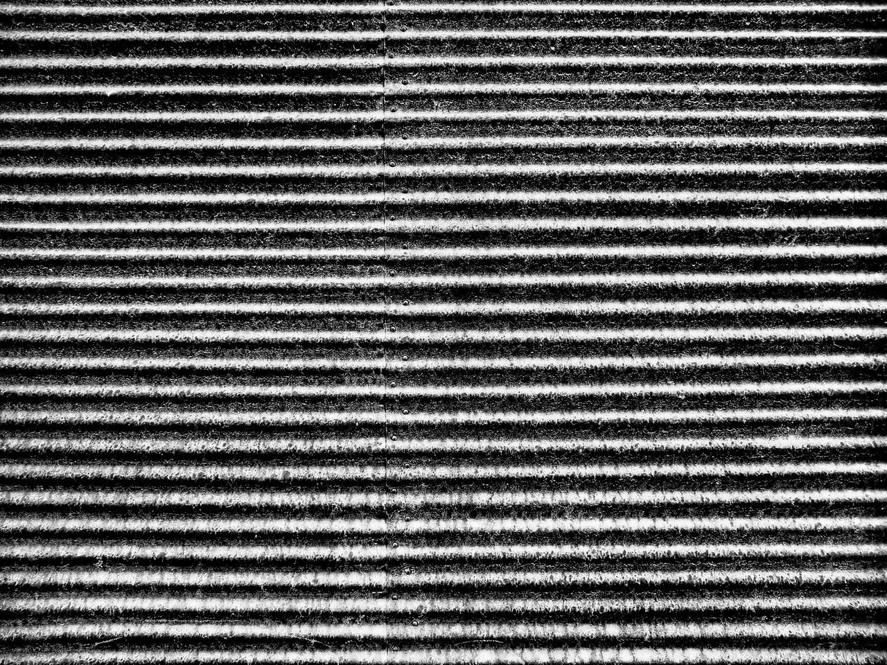 striped, pattern, backgrounds, black color, textured, steel, retro styled, abstract, no people, close-up, full frame, outdoors, day