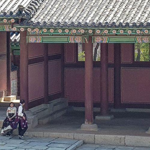 Gyeongbokgung Palace, Seoul Seoul Streetphotography Streetphotography 5 Centuries Palace Architecture Tripwithson2017 Seoul South Korea